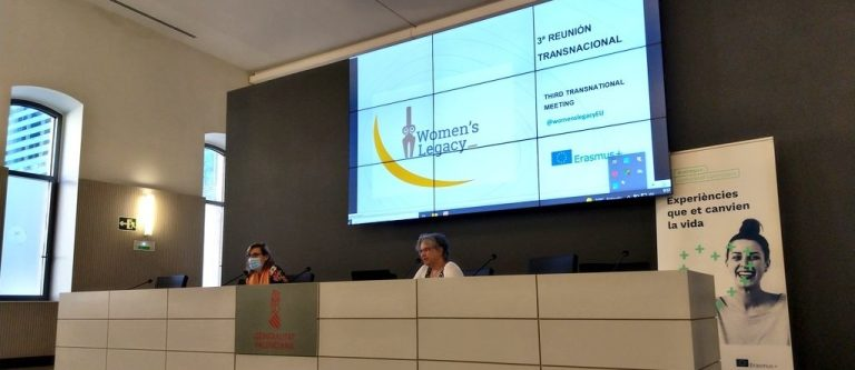 women's legacy encuentro transnacional